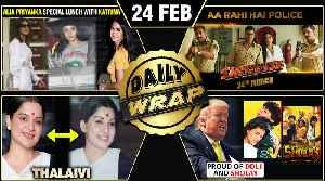 Sooryavanshi NEW Release Date, Trump On SRK, Rangoli Praises Sushmita Sen   Top 10 News [Video]
