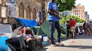 Refugees disgruntled after court rules to apply by-laws to public spaces in Cape Town [Video]