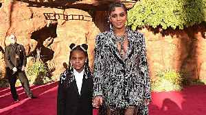 Blue Ivy Carter wins NAACP Image Award for 'Brown Skin Girl' [Video]