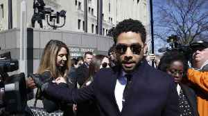 Jussie Smollett seeking dismissal of disorderly conduct charges