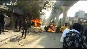 Death toll from New Delhi protests soars to 9 [Video]