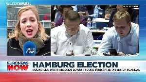 Angela Merkel's CDU to elect new leader in April to try to revive fortunes [Video]