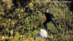 Rewrite! 'Mission: Impossible' Movie Stops Filming in Italy Amid Coronavirus Concerns [Video]
