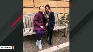 Greta Thunberg Meets Malala Yousafzai, Photo Goes Viral [Video]