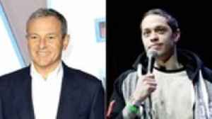 Bob Iger Steps Down as Disney CEO, Pete Davidson Talks Leaving 'Saturday Night Live' and More | THR News [Video]