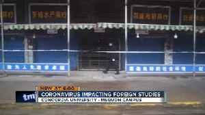Higher education in Wisconsin braces for economic impact of coronavirus [Video]