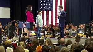 Nine-year-old boy asks Buttigieg for help coming out as gay [Video]