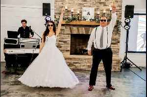 Father & daughter wedding dance is just too good to miss [Video]