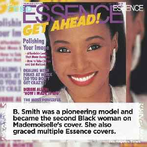 Pioneering Model and Lifestyle Guru B. Smith Has Passed [Video]