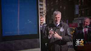 What's He Really Saying? Mayor De Blasio Now Using App To Encrypt His Messages To City Officials [Video]