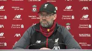 Jürgen Klopp reacts to hard fought victory against West Ham