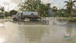 Fort Lauderdale Streets Once Again Swamped With Sewage [Video]