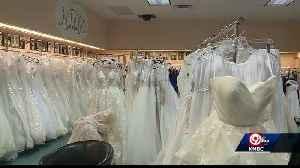 Coronavirus outbreak in China delays shipment of bridal, prom dresses [Video]