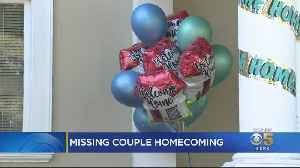 Neighbors Of Rescued Palo Alto Couple Preparing Homecoming Celebration [Video]