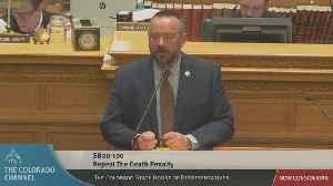 Lawmakers Debate Death Penalty Repeal Before Vote [Video]