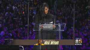 1000s Share Sorrow, Joy, Tears At Memorial For Kobe Bryant, Daughter Gianna & 7 Victims [Video]
