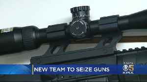 Santa Clara County DA's Office Creates Team To Remove Firearms From Dangerous Offenders [Video]