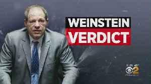Weinstein Taken To Bellevue Complaining Of Chest Pains [Video]