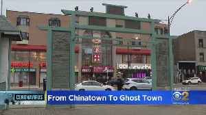 Coronavirus Fears Have Left Chinatown Deserted [Video]