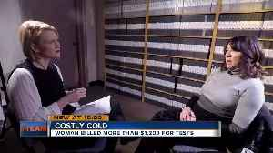 Why a common cold cost a Lake Geneva woman over $1K [Video]