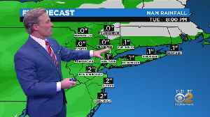 New York Weather: CBS2 Forecast At 11 p.m. [Video]