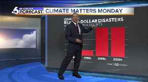 Climate Matters Monday - Billion Dollar Disaters [Video]