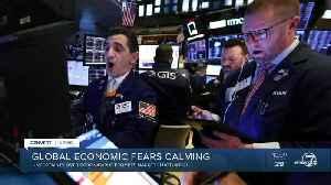 Global economic fears calming in wake of coronovarius