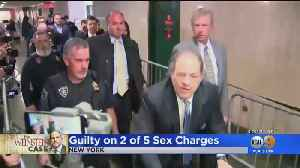 Harvey Weinstein Found Guilty On 2 Of 5 Sex Charges [Video]