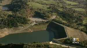 Draining Of Santa Clara County's Anderson Reservoir To Begin In October [Video]
