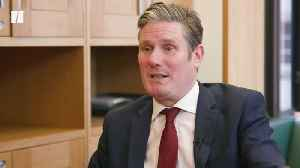 Keir Starmer Discusses Labour Leadership Bid | The Waugh Zone [Video]