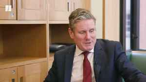 """""""I'm Fighting For Every Vote"""" -  Keir Starmer [Video]"""