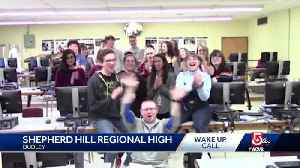 Wake Up Call from Shepherd Hill Regional High [Video]