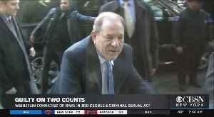 Harvey Weinstein Hospitalized On Way To Rikers [Video]