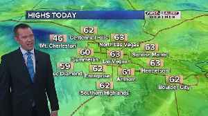 13 First Alert Las Vegas morning forecast | Feb. 25, 2020 [Video]