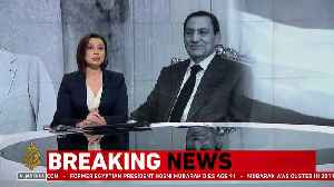What legacy did Hosni Mubarak leave behind? [Video]