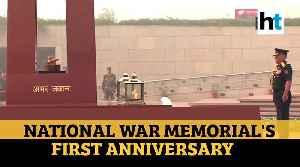 National War Memorial [Video]