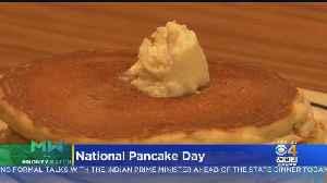 National Pancake Day: Free Short Stacks At IHOP [Video]