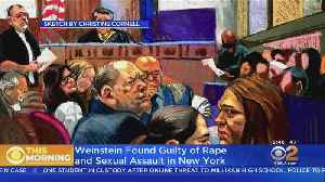 Harvey Weinstein Found Guilty Of Rape, Sexual Assault [Video]