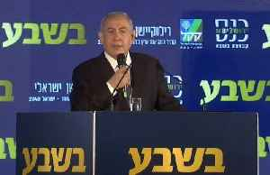 Netanyahu takes center stage in Israeli election [Video]