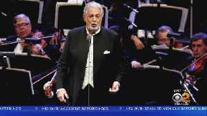 Placido Domingo Apologizes After Investigation Finds Dozens Of Sexual Harassment Incidents [Video]