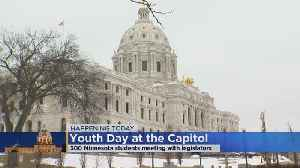 Students Head To State Capitol Today For Youth Day [Video]