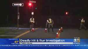 Search On For Hit-And-Run Driver Who Killed 12-Year-Old Girl In Castro Valley [Video]