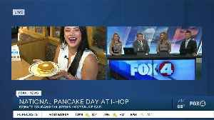 National Pancake Day with Golisano Children's Hospital [Video]