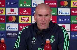 Zidane says Guardiola best manager in the world ahead of City clash [Video]