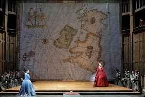 "LA Opera: ""Roberto Devereux"" Opening [Video]"
