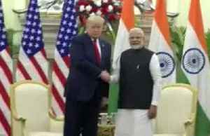 Trump clinches $3 billion military equipment sale on India visit [Video]