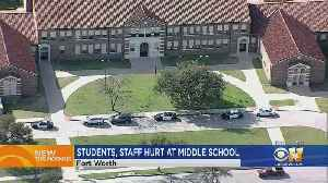 Police Called To Rosemont M.S. In Fort Worth After Fight Between Students & Staff [Video]
