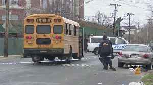 10-Year-Old Girl Struck And Killed By School Bus [Video]