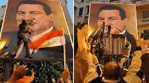 How Egypt protests led to Mubarak's downfall