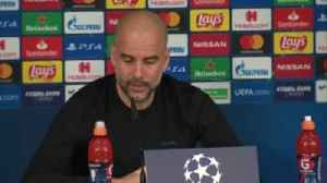 Pep: Raheem is ready for Real test [Video]